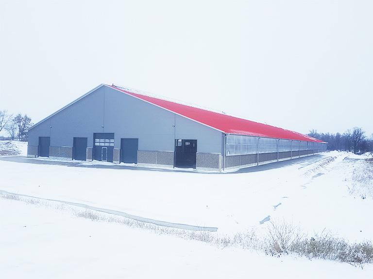 Budynki dla rolnictwa
